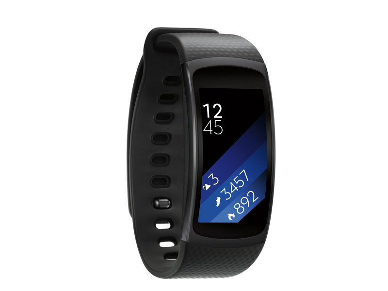 Gear Fit2 Small Black