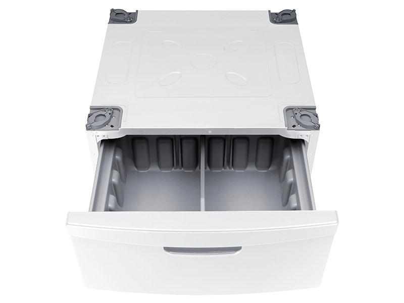 Washer Dryer In One Part - 50: 27u201d Pedestal