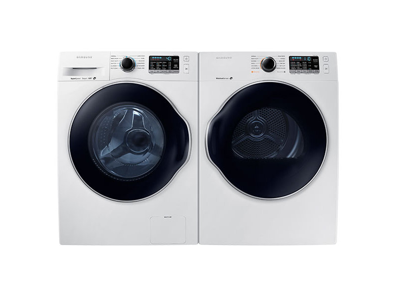 front load washer with super speed