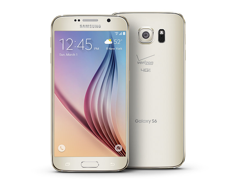 Galaxy S6 32GB (Verizon) Phones - SM-G920VZDAVZW | Samsung US