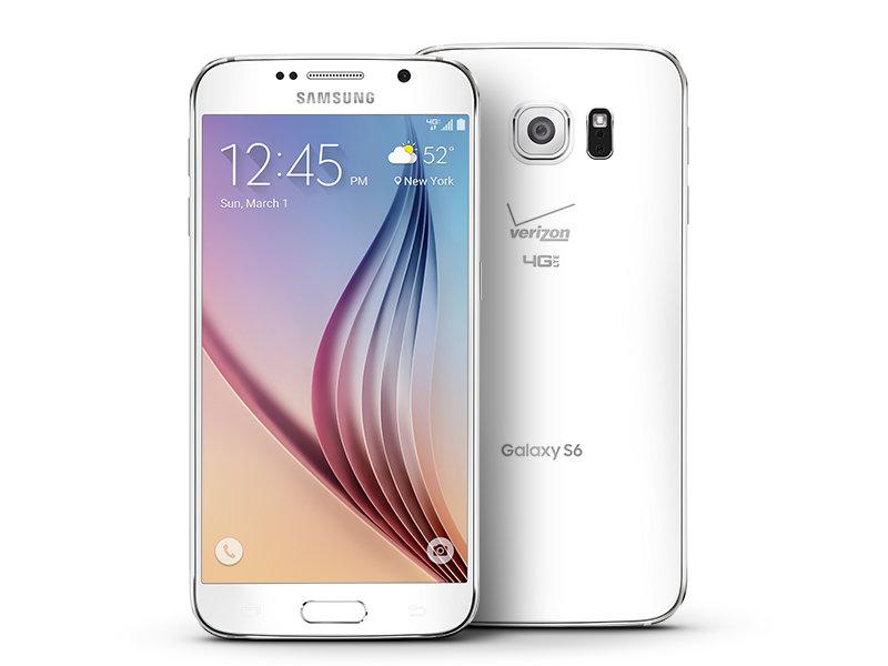 Galaxy S6 32gb Verizon Phones Sm G920vzwavzw Samsung Us