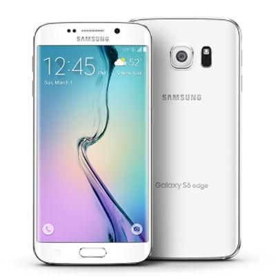 Galaxy S6 edge 32GB Sprint Phones SMG925PZWASPR Samsung US