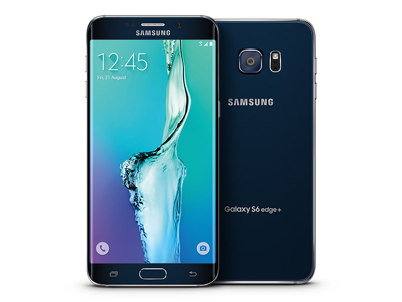 Galaxy S6 edge+ 32GB (T-Mobile) Phones - SM-G928TZKATMB ...