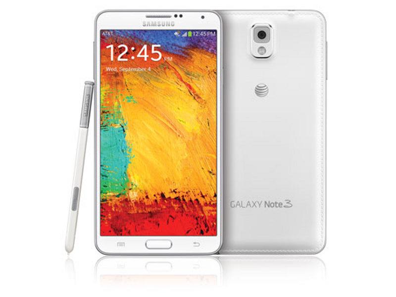Galaxy Note 3 32GB (AT&T) Phones - SM-N900AZWEATT   Samsung US