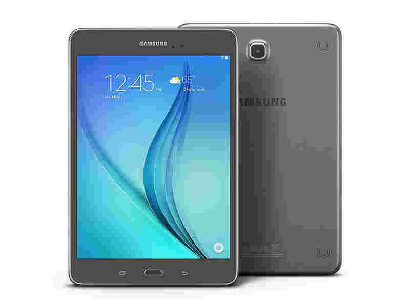 Samsung Galaxy Tab A: 8-inch 16GB Tablet