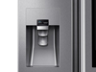 22 Cu Ft Capacity Counter Depth 4 Door Flex