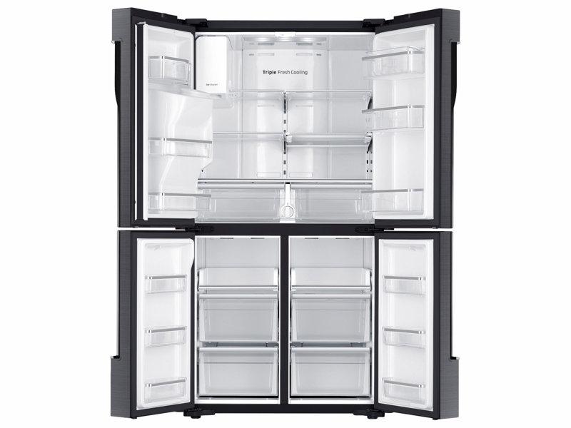 Counter Depth 4 Door Flex™ Refrigerator With FlexZone™