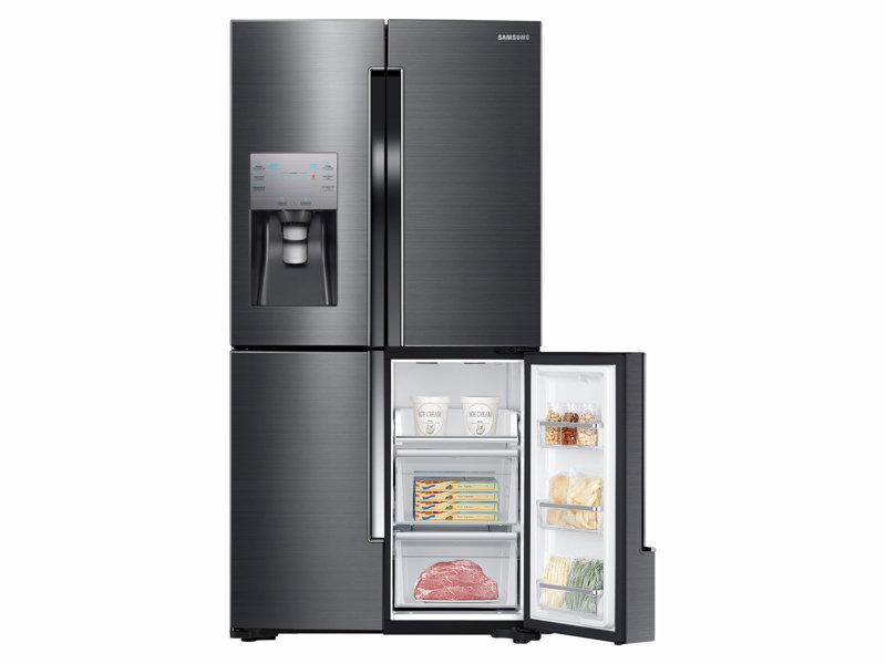 Counter Depth 4-Door Flex™ Refrigerator with FlexZone™  sc 1 st  Samsung & 23 cu. ft. Counter Depth 4-Door Flex™ Refrigerator with FlexZone ...
