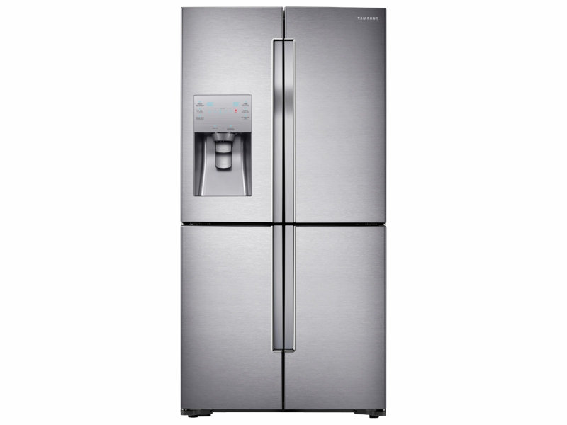 Superbe Counter Depth 4 Door Flex™ Refrigerator With FlexZone™