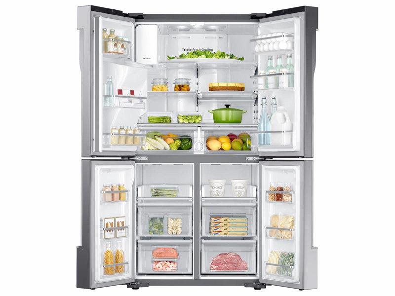 Samsung 4 Door Refrigerator Rf23j9011sr Samsung Us