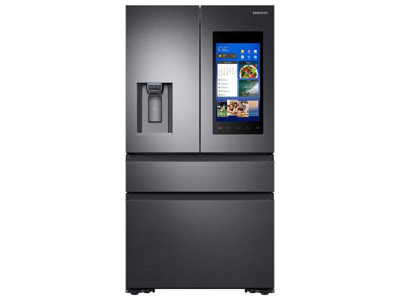 Capacity Counter Depth 4 Door French Door Refrigerator With Family