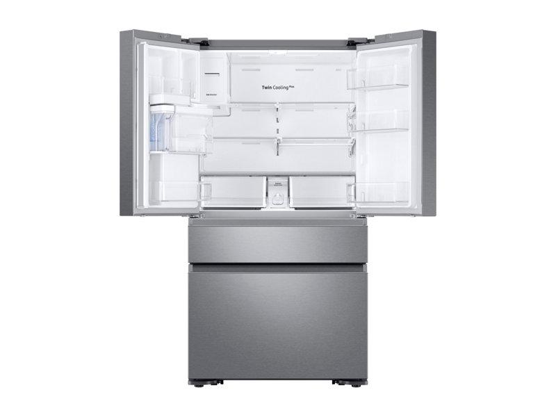 22 Cu Ft Capacity Counter Depth 4 Door French Door Refrigerator