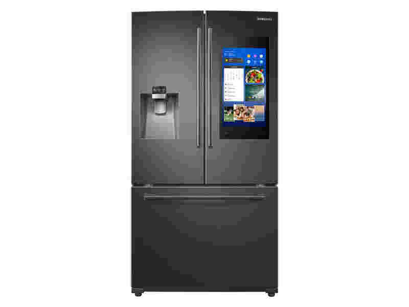 24 cu. ft. Capacity 3 -Door French Door Refrigerator with Family Hub™(2017)