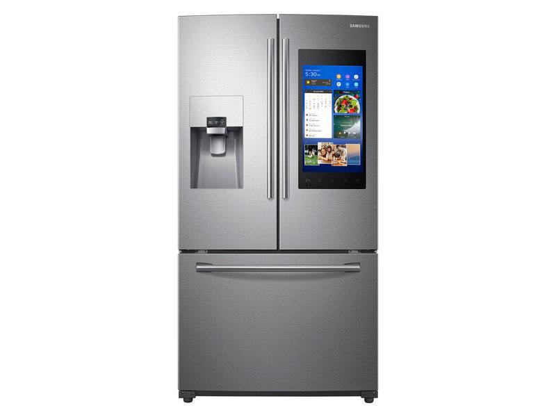 Capacity 3  Door French Door Refrigerator With Family Hub™