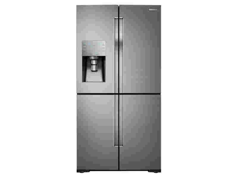 28 Cu Ft 4 Door Flex Refrigerator With Flexzone