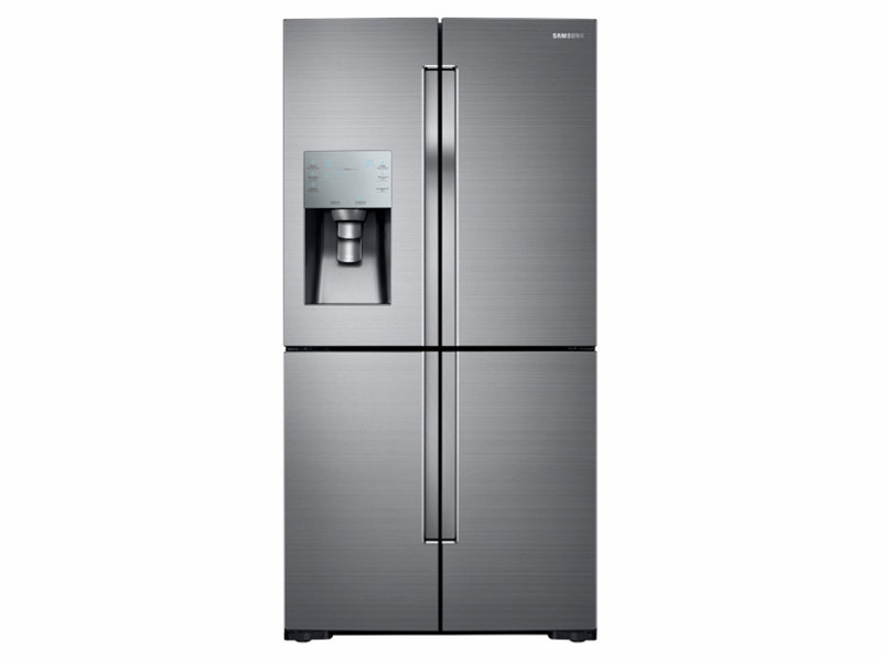 28 Cu Ft 4 Door Flex Refrigerator With Flexzone Refrigerators