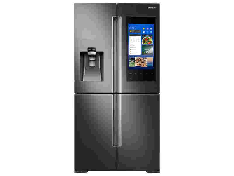 28 cu. ft. Capacity 4-Door Flex™ Refrigerator with Family Hub™ (2017)