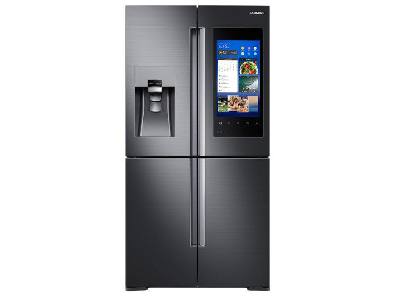 28 cu. ft. Capacity 4-Door Flex™ Refrigerator with Family Hub™  sc 1 st  Samsung & 28 cu. ft. Capacity 4-Door Flex™ Refrigerator with Family Hub ...