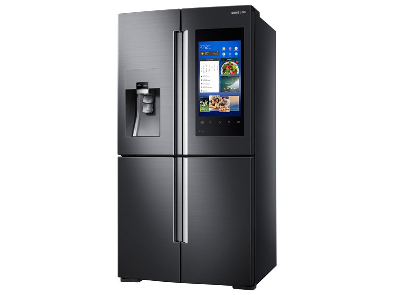 28 cu ft capacity 4 door flex refrigerator with family hub rh samsung com Straight Talk Samsung Phones Samsung User Manual Guide