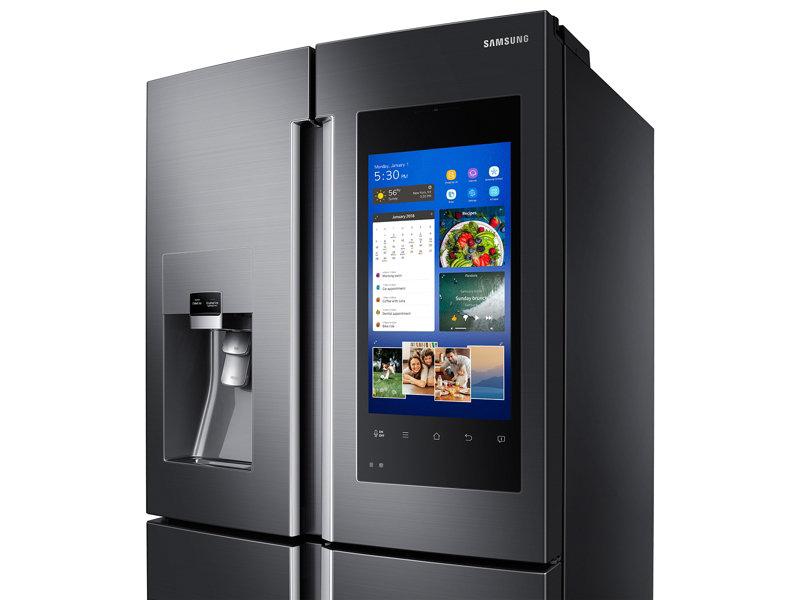 28 cu ft capacity 4 door flex refrigerator with family hub rh samsung com Straight Talk Samsung Galaxy S4 Samsung Galaxy Phone Manual
