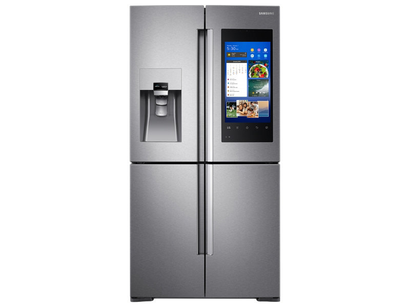 Incroyable Capacity 4 Door Flex™ Refrigerator With Family Hub™