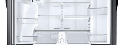sc 1 st  Samsung & Removing Door Bins on Your 4 Door Flex Refrigerator (RF28K9070SG)