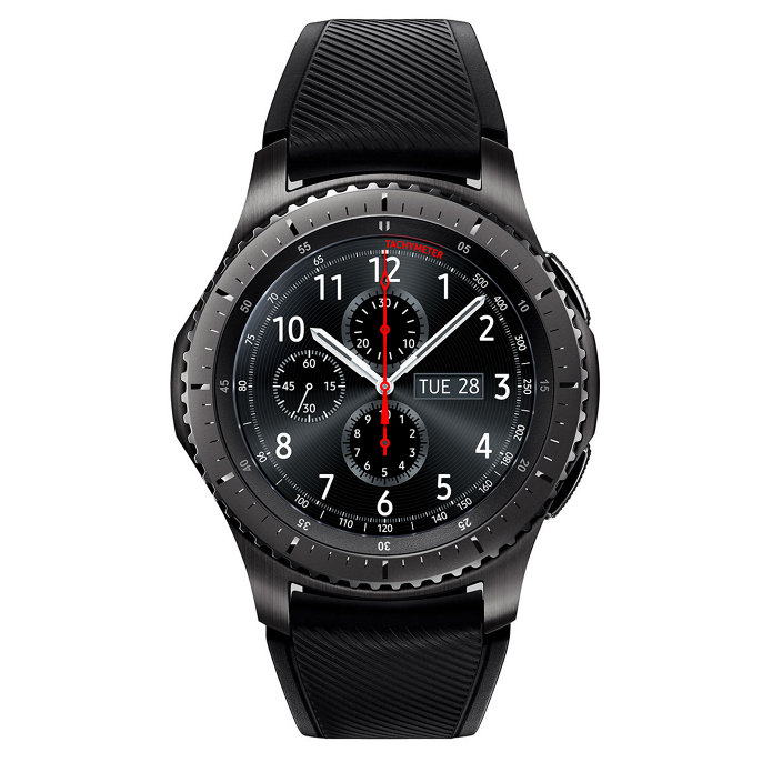Gear S3 frontier (AT&T)