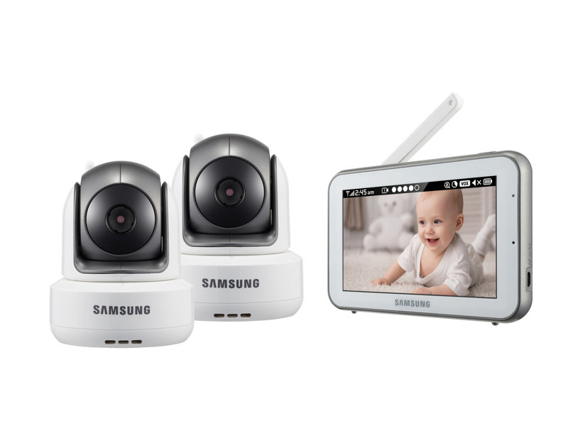 brightview baby monitoring system with 2 cameras security sew rh samsung com