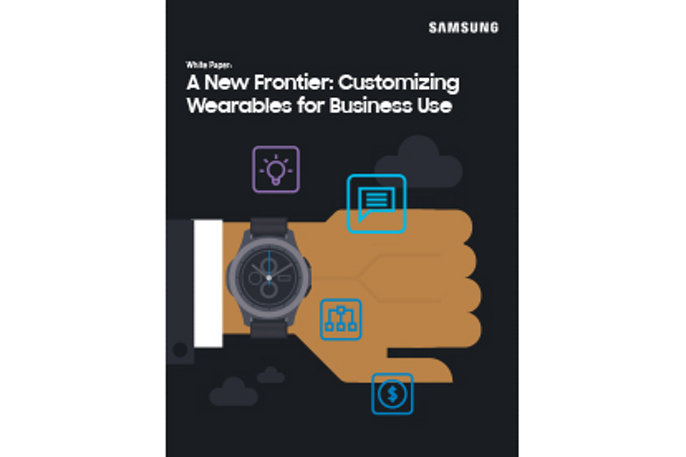 A New Frontier: Customizing Wearables for Business Use
