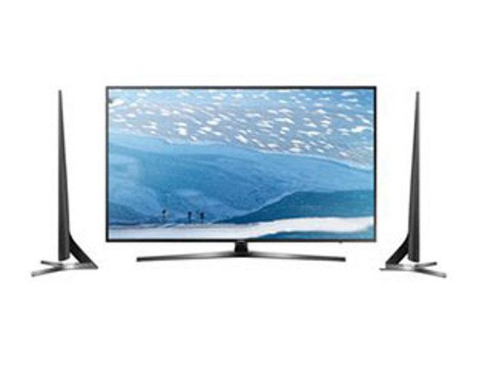 samsung 43 uhd 4k smart tv ue43ku7000 noir acheter en ligne jumia maroc. Black Bedroom Furniture Sets. Home Design Ideas