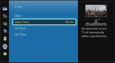 sleep tv timer apk