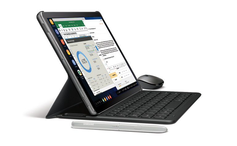 Transform your tablet into a PC
