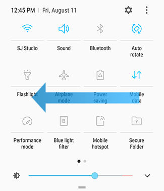 Turn on Screen Mirroring on Samsung Galaxy S8 / S8 Plus with Smart View 12