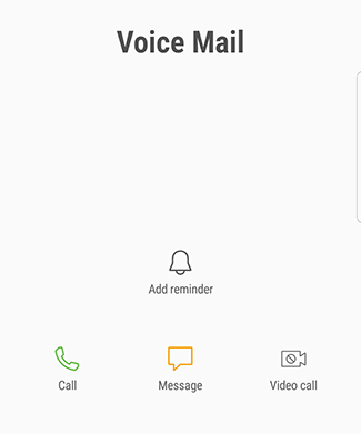 Access voicemail on galaxy s8 active follow the prompts to create a password record a greeting and recover your name m4hsunfo