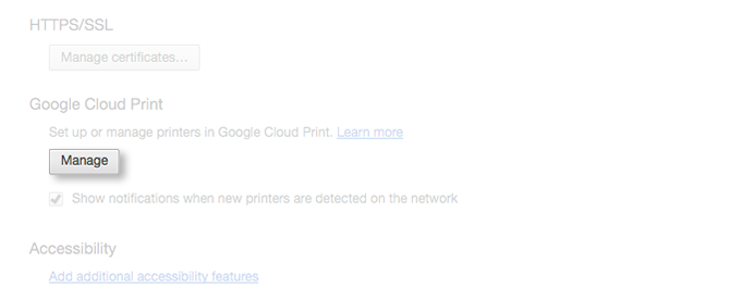 how to add network printer to chromebook