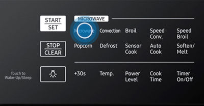 Using The Microwave In Your Combination Wall Oven Nq70m6650