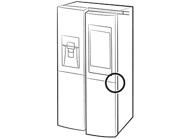 Leveling The Doors On The Family Hub Refrigerator