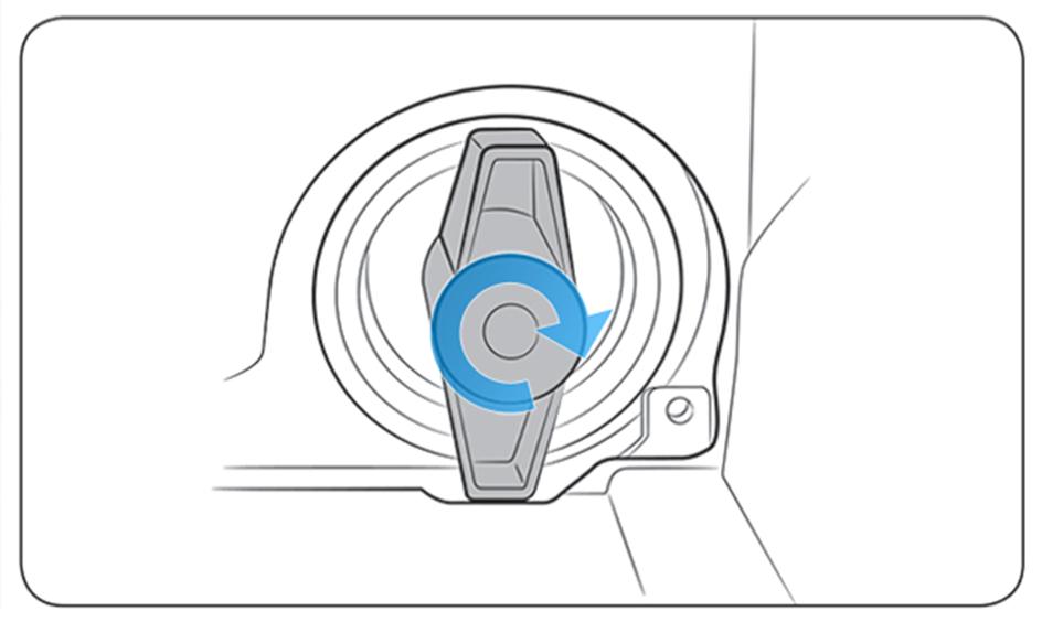 Как очистить ловушку-фильтр для стиральной машины?