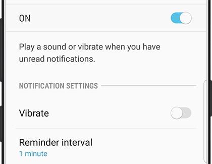Madison : Galaxy s9 text notification sound