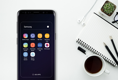 how to get apps on samsung phone