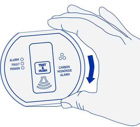 Set Up And Connect The Adt Carbon Monoxide Alarm