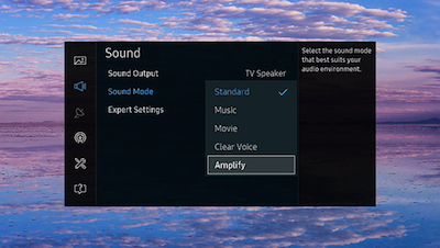 Multiple audio output giveaways