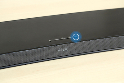 Connecting The Soundbar To Your Tv Using Aux