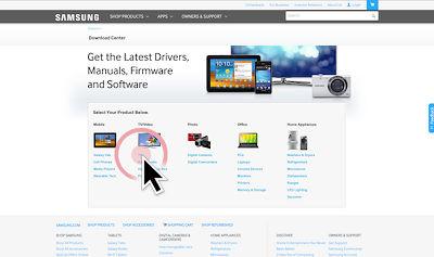 Samsung tv usb update mac