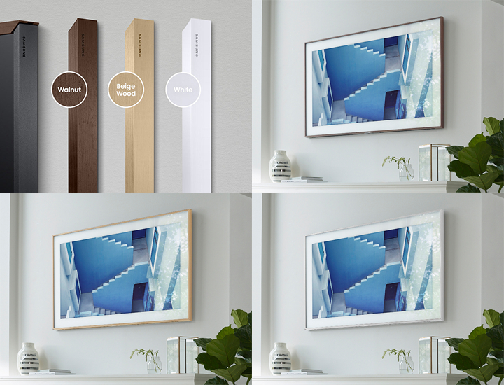 Customize the Look of The Frame TV