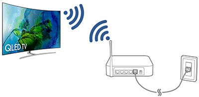 Connect to a wi fi network on your 2017 smart tv greentooth Gallery