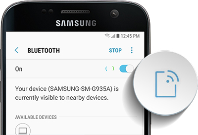 how to connect phone to computer samsung galaxy s7