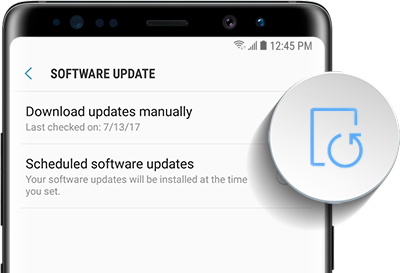 Software update stuck validating packages plus
