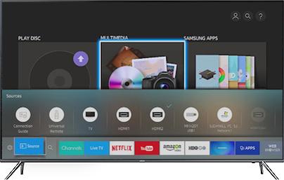 samsung smart tv how to change fucking resolution