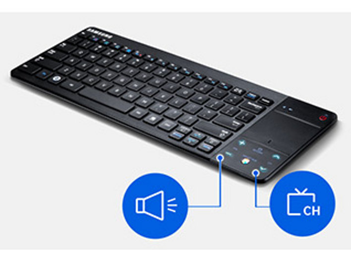 Smart wireless keyboard television home theater accessories vg remote control combined publicscrutiny Gallery